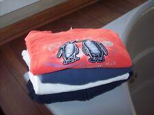 Gap 4T penguin shirt Ivory shirt Boys Blue Waffle shirt Varsity cotton jacket