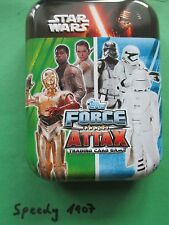Topps Force Attax Awakens Mini Tin Version 1 Pocket Tin  Das Erwachen der Macht