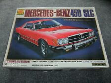 Otaki OT3-78 - 1:12 Mercedes-Benz 450 SLC - Model Kit