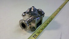 "Tri-Clover 1"" Stainless Steel Sanitary Ball Valve"