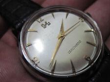 Vintage Stainless Steel GENSLER LEE Verimatic (Automatic)  Men's Watch Working