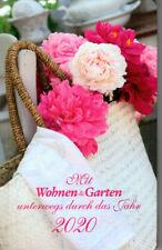 Kalenderbuch Wohnen & Garten 2020