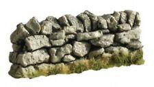 Diorama Zubehör Stein Mauer , Maßstab 1/32, Straight Stone Wall C08B