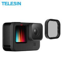 TELESIN CPL Lens Filter Aluminium Alloy Frame for GoPro Hero 9 Black US Ship
