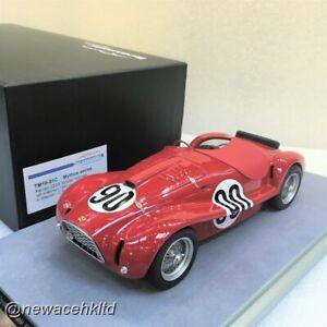 TM18-81C Ferrari 225 S Spyder Vignale #90 Monaco GP # Tecnomodel 1/18