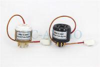 1PC Convert Tube Socket 6F8G 6C8G TubeTO 6SN7 6SL7 Tube DIY Adapter Socket