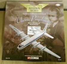 Corgi AA31501 Bristol Britannia 102 Britannia Airways Ltd Ed. No. 0004 of 1800