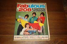 FABULOUS FAB 208 12 NOV 1966 DAVE DEE LOS BRAVOS SMALL FACES PJ PROBY HERMITS