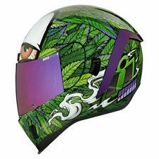 Icon Airform Ritemind Motorbike Motorcycle Crash Bike Sport Full Face Helmet