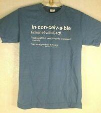 The Princess Bride - inconceivable - definitions - Adult Size T-Shirt