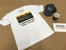 Genuine Lotus official 70th anniversary Shirt / Mug / Cap Elise Exige Evora Elan