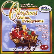 Christmas Oldies & Evergreens 2 (Radio Nora) Dean Martin, Audrey Landers,.. [CD]