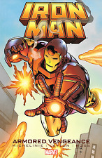 Iron Man: Armored Vengeance by Layton, Michelinie & Ross 2013, TPB Marvel Comics