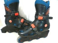 Cyclone Inline Skates Roller Blades - Youth Size 3 Women's size 5