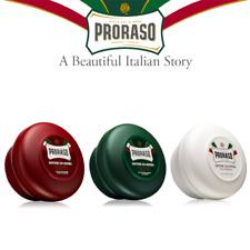 Proraso Shaving Soap Jar 150ml, Sensitive Refresh Nourish