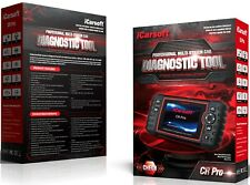 2020 iCarsoft Cr Pro Abs Full Systems Diagnostic Equipment Tool Dpf For All Make