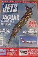 Jets Magazine 2015 Sep-Oct Boeing 747SP,DC8,Coronado,Jaguar,IL78,CF101,Yak,VC10