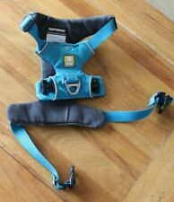 Ruffwear Front Range Dog Harness, Blue Size Extra Small XS Superb Condition
