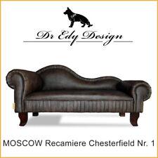 Sofá para perro Chesterfield RECáMARA Moscú XXL N º 1. CAMA chaiselongues