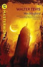 Mockingbird by Walter S. Tevis (Paperback) New Book