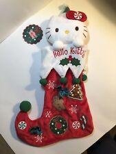 Hello Kitty Original Christmas Stocking