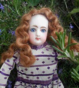 Antique poupée Parisienne François Gautier F .0. G époque fin XIXème !