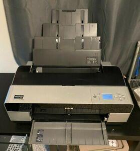 Epson Stylus Pro 3880 Large Format Inkjet Printer