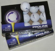 Srixon Q Star White Golf Balls 30 grade Aaaaa Recycled Balls Lot 89043