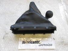NISSAN TERRANO 2' R20 2.7 5M DIESEL 92KW (1999) RICAMBIO CUFFIA POMELLO RIDUTTOR