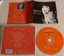 CD ALBUM DE TES MAINS MIREILLE MATHIEU 11 TITRES 2002