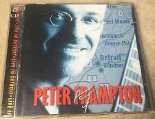 2 CD - Peter Frampton - Live In Detroit - SPV (Doppel-CD)