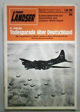 Der Landser Nr.:  990  Todesparade über Deutschland