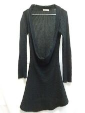 abito donna misto lana maglina King Kong taglia S