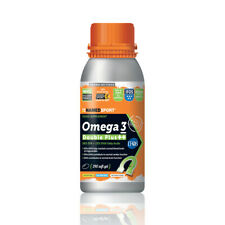 NAMED SPORT Omega 3 Double Plus++ certificato IFOS 5 stelle - 240 soft caps
