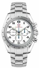 Discounted Omega Specialties Olympic Games White Dial Men's Watch 32110425004001