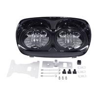 "5-1/2"" LED Headlight Headlamp Assembly Fit For Harley Road Glide FLTR 1998-2013"