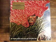 "Jimi Hendrix ‎- Merry Christmas And Happy New Year - VINYL 10"" - NEW & SEALED"