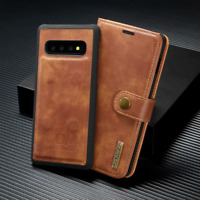 For Huawei P30 Pro Mate 20 Pro Luxury Removable Leather Flip Wallet Case Cover