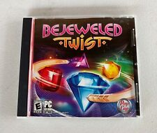 Bejeweled Twist PC CD-ROM Game Pop Cap 2008 Pre-Owned