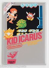 Kid Icarus FRIDGE MAGNET (2 x 3 inches) video game box nes