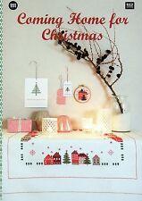 Rico Buch Nr. 151 Coming  Home for Christmas - Vorlagen zum Sticken