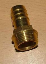 """Messing Schlauchübergang 1""""AG x 25mm  (4416#"""