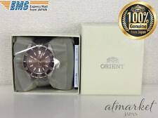 ORIENT Mechanical Automaitc Diver Watch Men's Brown Made in Japan New F/S