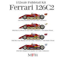 Ferrari 1980-2001 Car Model Building Toys