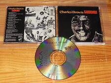 CHARLES BROWN - LEGEND / US-CD 1994 MINT-