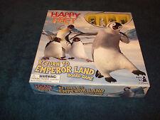 Happy Feet-RITORNO ALL'IMPERATORE Land Gioco da tavolo per bambini da Sababa Toys 2006