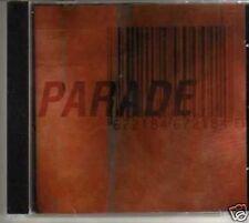 (166I) Parade, Silent Pride - 1998 DJ CD