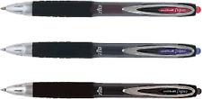 Uniball UMN-207c - Retractable Gel Pens - Pack of 6 - Black