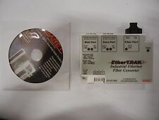 SixNet:  ET-GT-3ES-2SC - Communication Module, Ethernet to Fiber Optic EtherTRAK