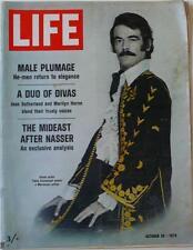 "ORIGINAL COPY OF ""LIFE"" MAGAZINE OCTOBER 26 1970"
